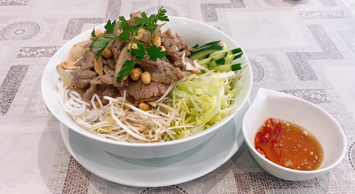 Rice noodle mix